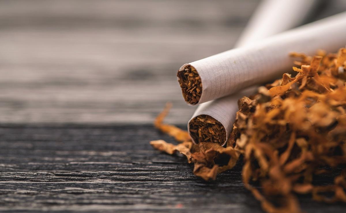 cigarettes, coronavirus