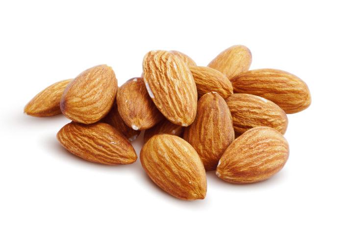 amandes fruit nutrition santé
