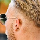 Kyste derrière l'oreille