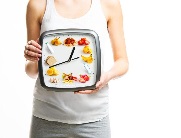 Chrononutrition régime nutrition