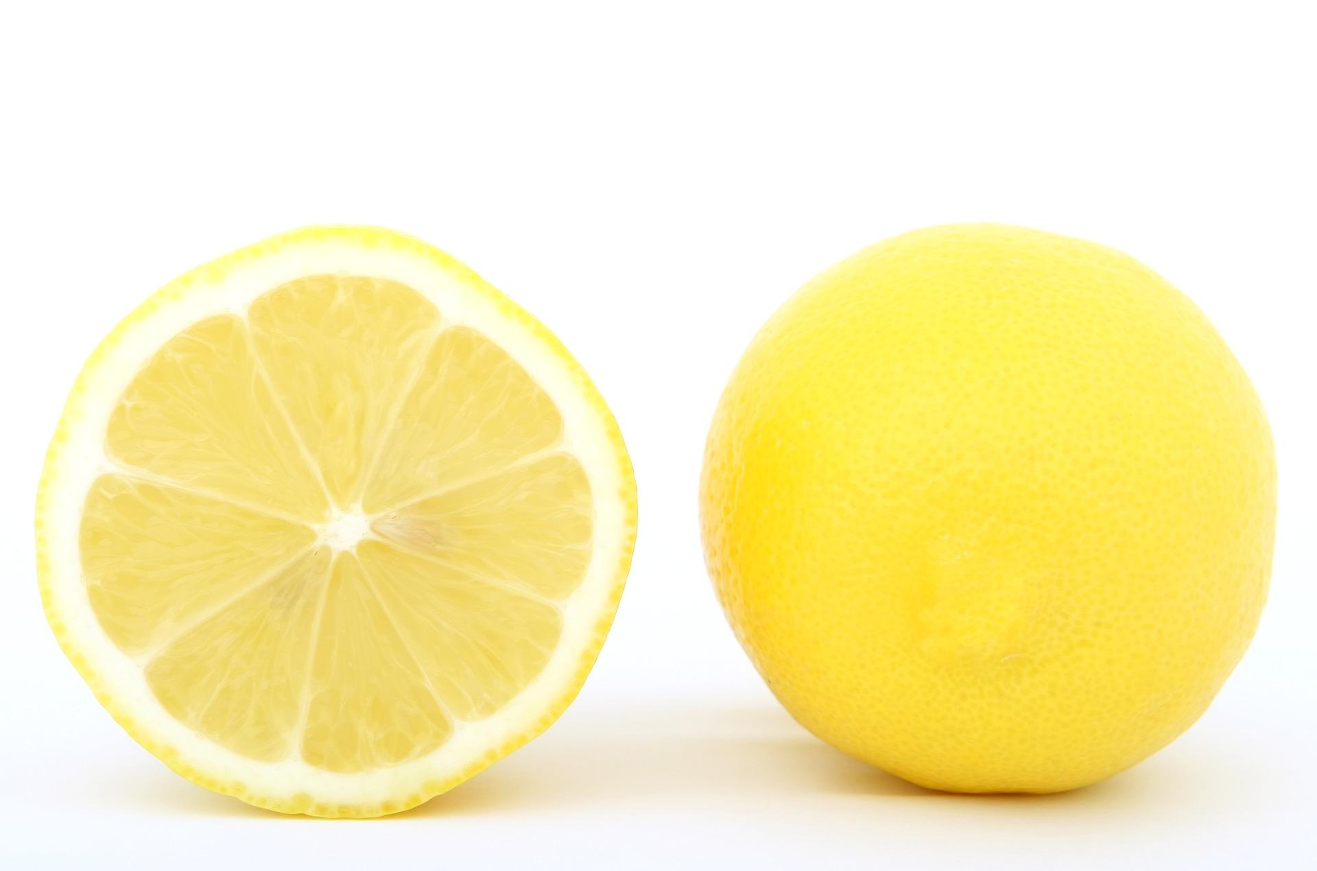 citron fruit nutrition santé