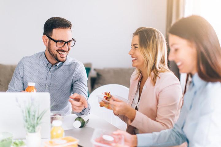 Comment bien manger au travail ?