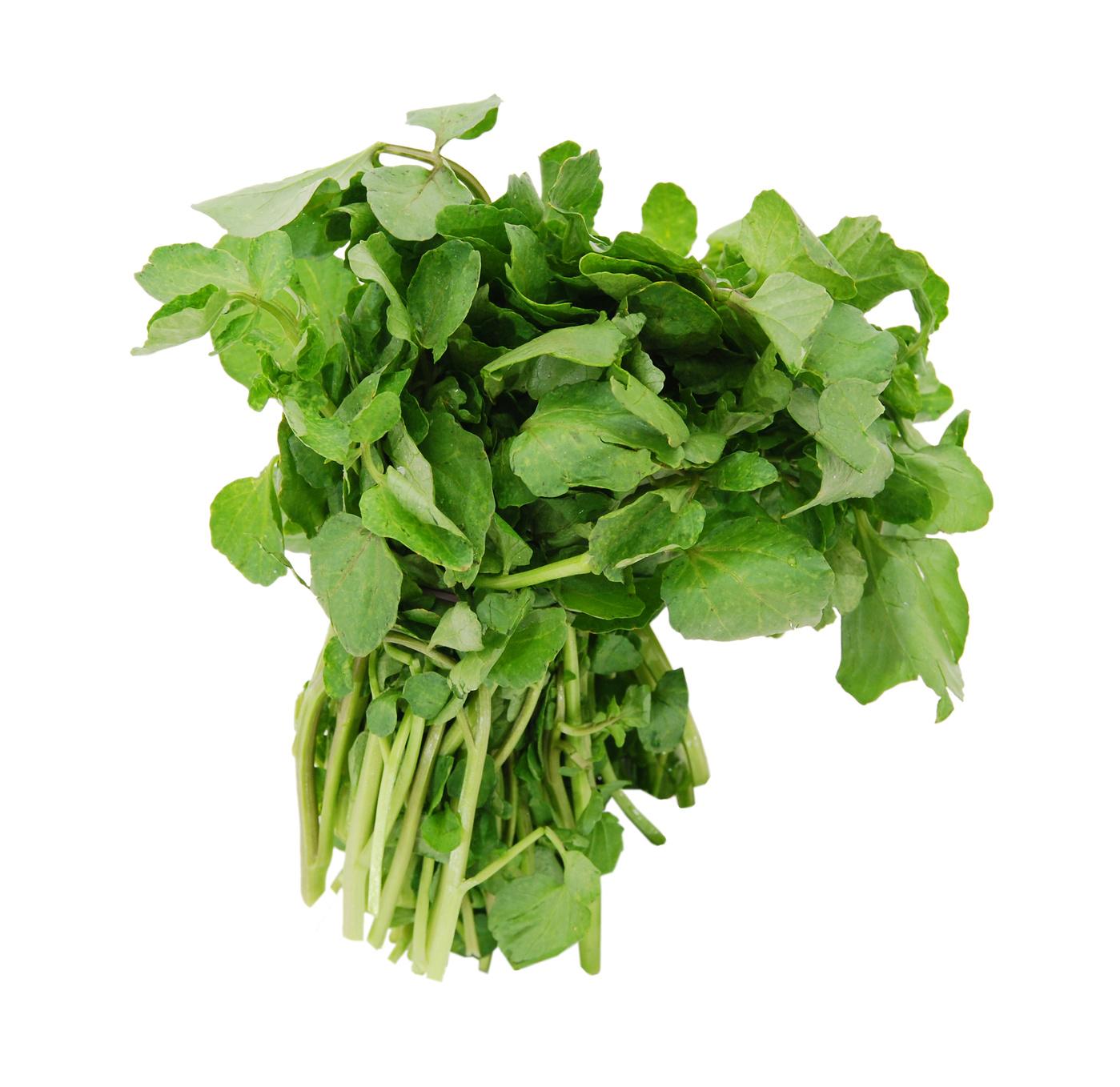 cresson frais légume nutrition recette santé