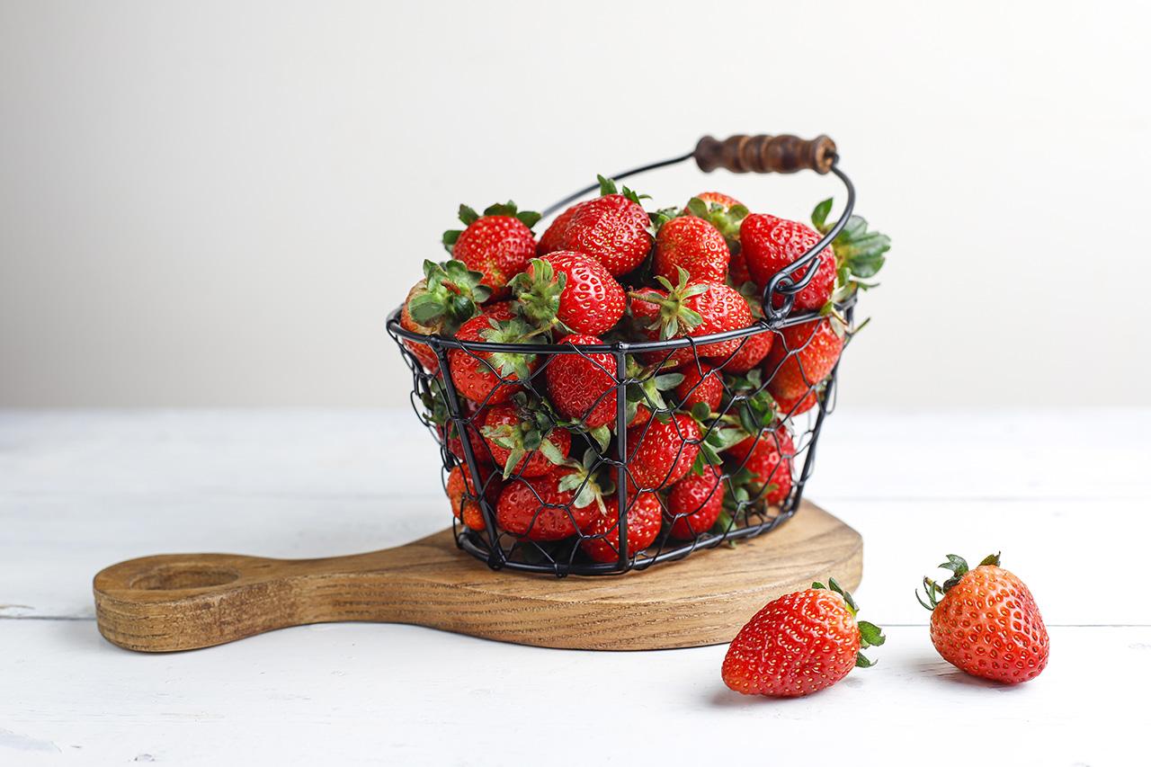 fraise fruit nutrition santé