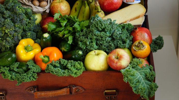 fruits, légumes, Cuivre, vitamine C
