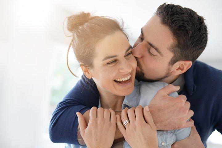 L'amour dans un couple