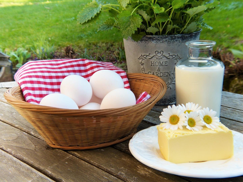 Lait de beurre