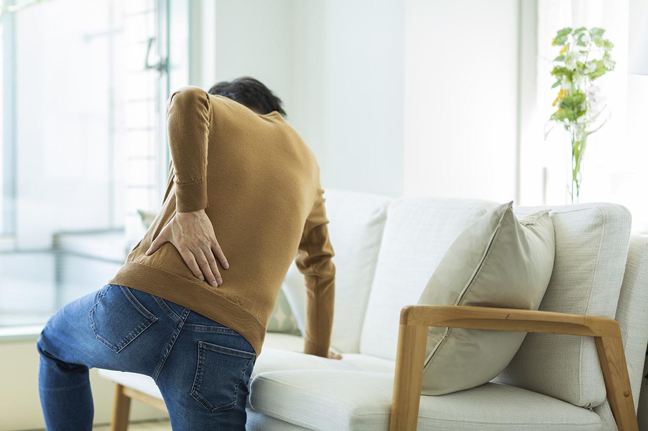 Lumbago, le mal de dos le plus fréquent