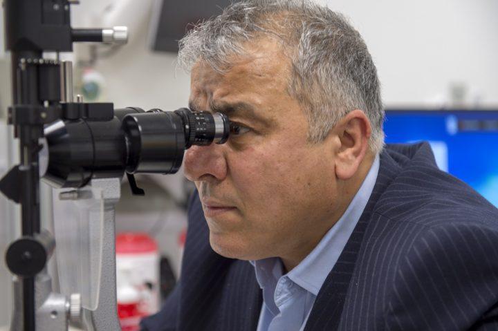 Ophtalmologiste : spécialité médicale