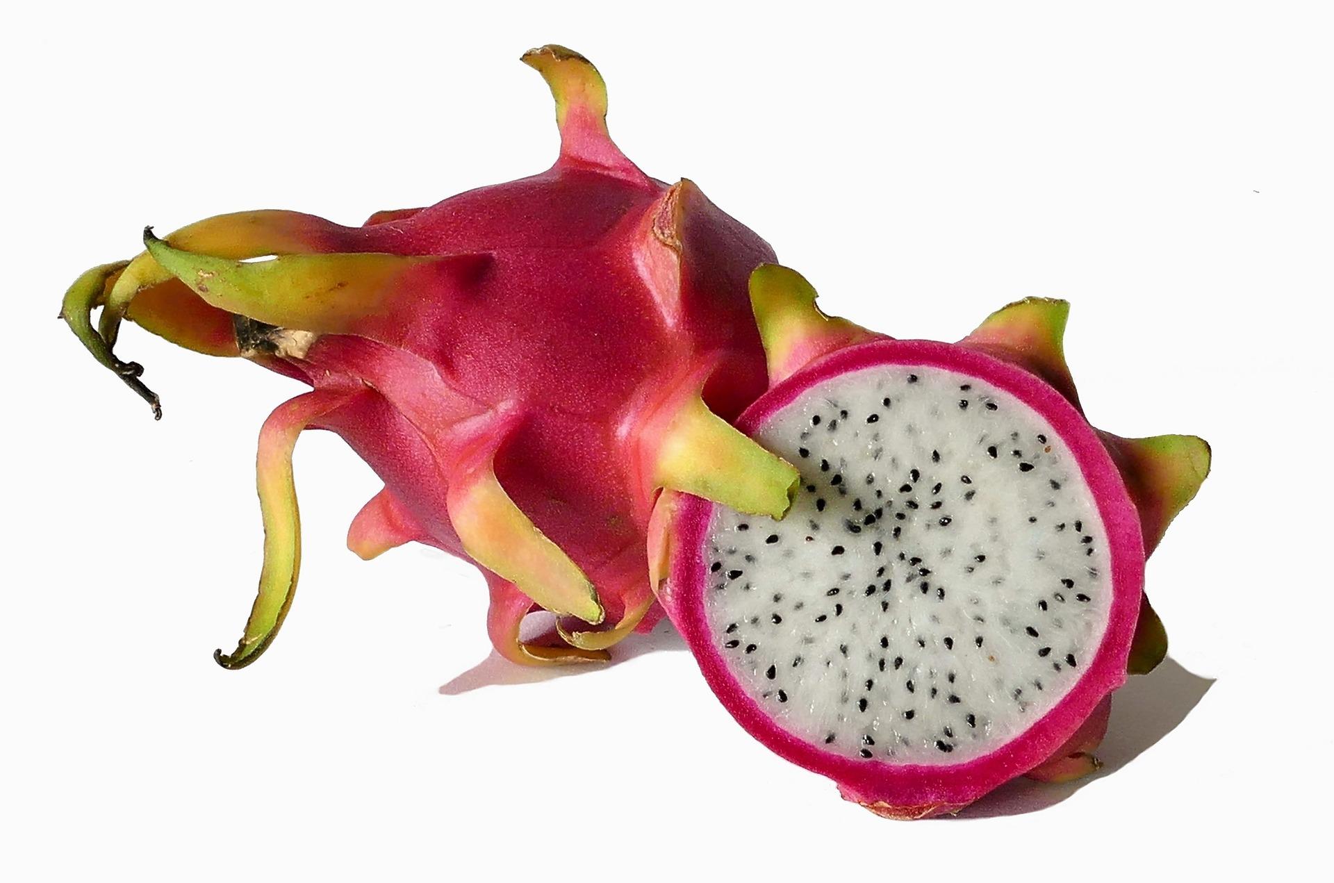 pitaya fruit du dragon nutrition santé