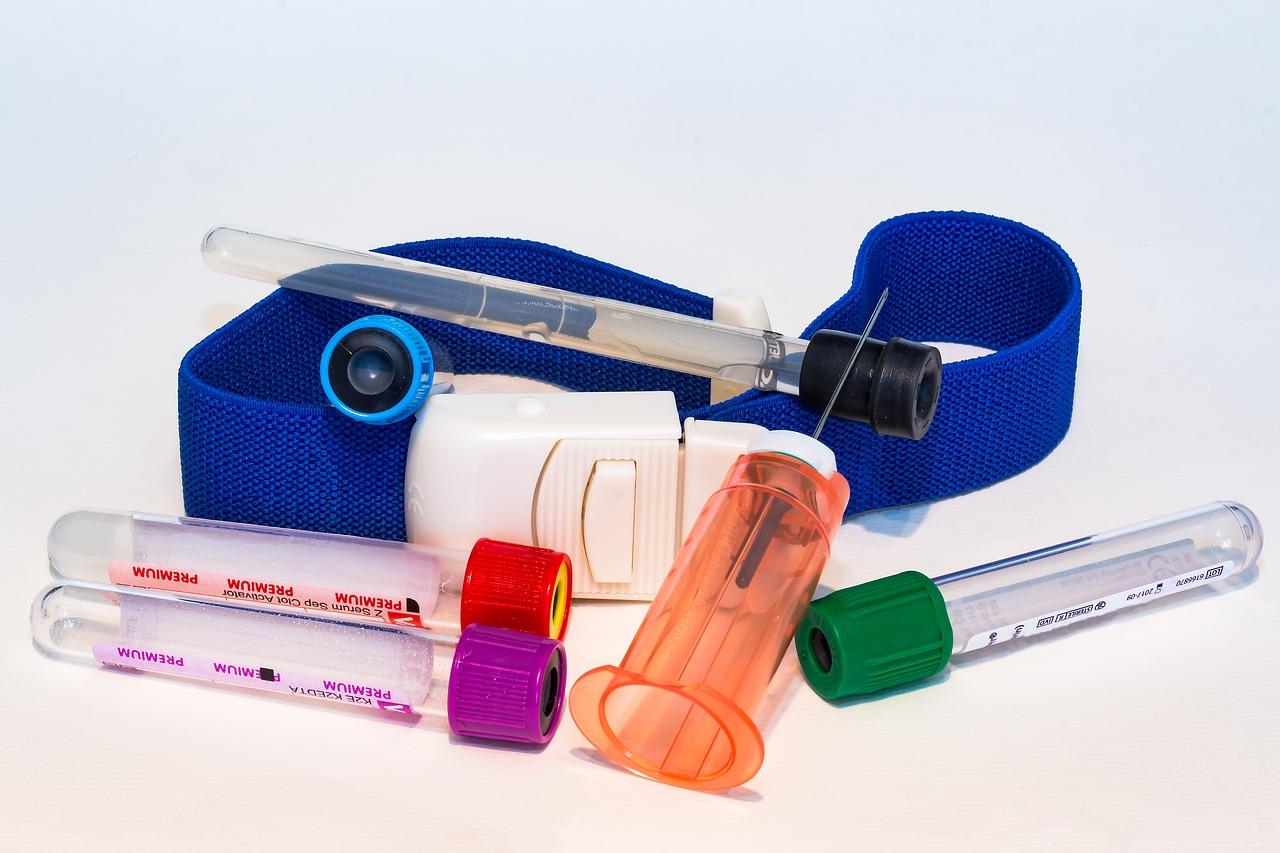 Prélèvement sanguin gamma gt