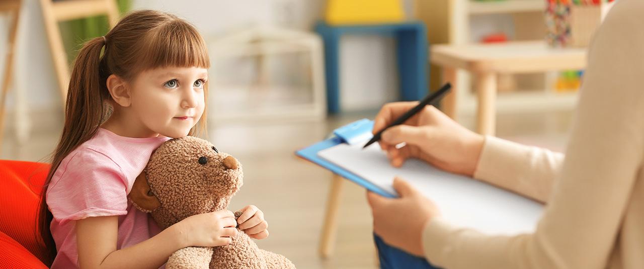 Psychologue pour enfant