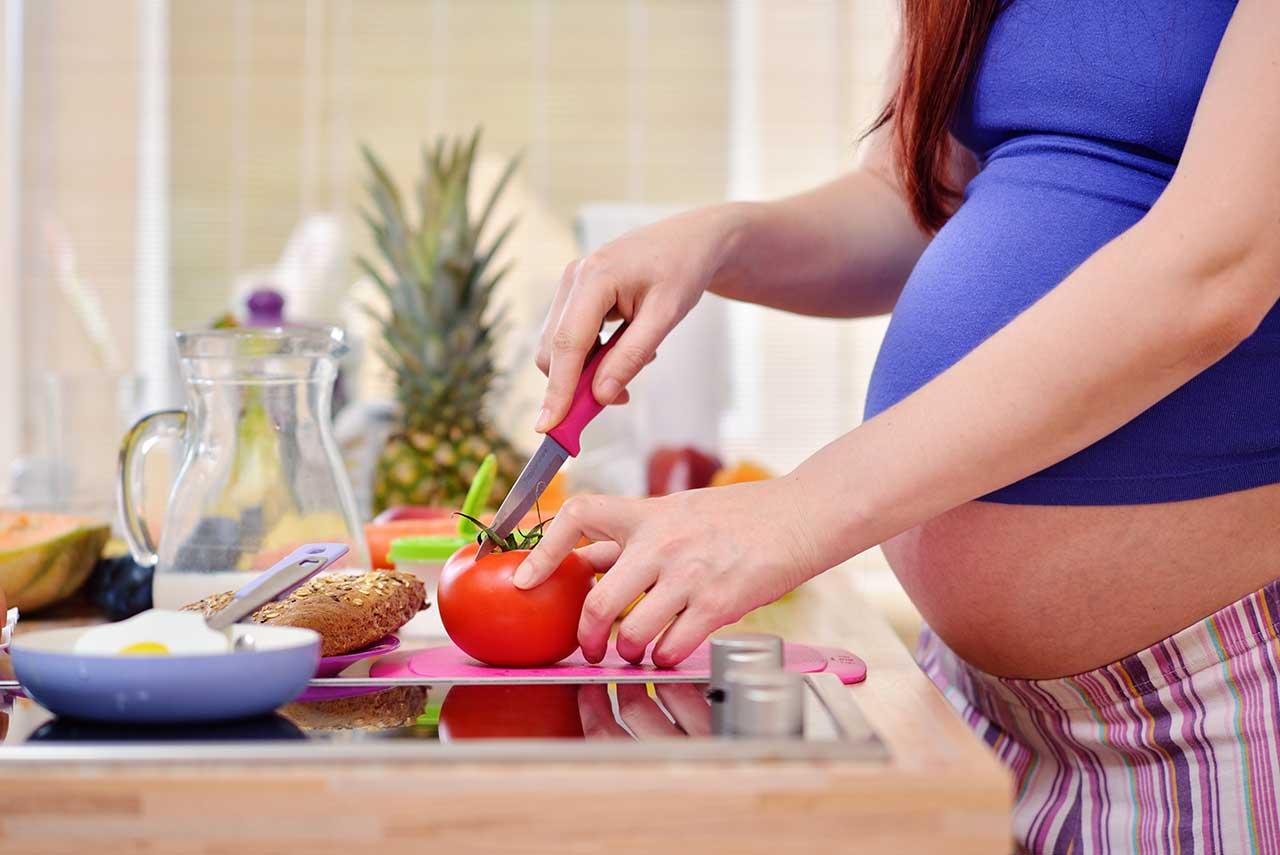 Régime grossesse alimentation grossesse