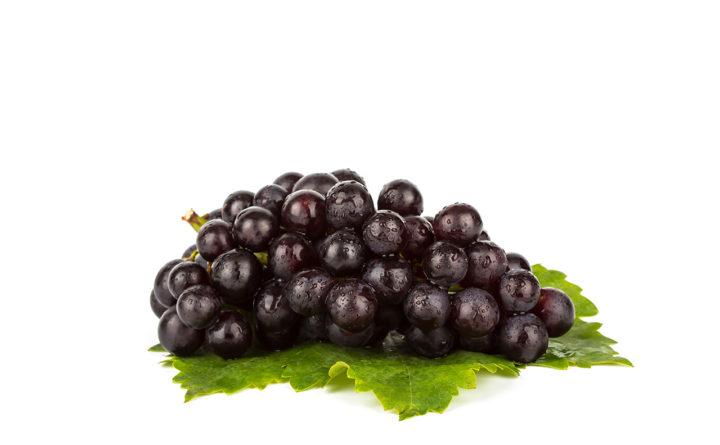 Le raisin, une source de manganèse et de vitamines