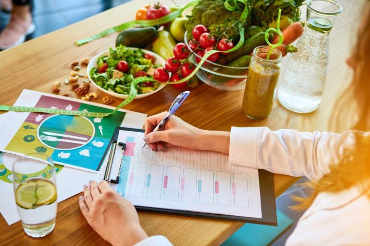 Régime californien nutrition