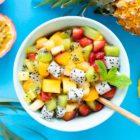 Salade de fruit du dragon recette minceur