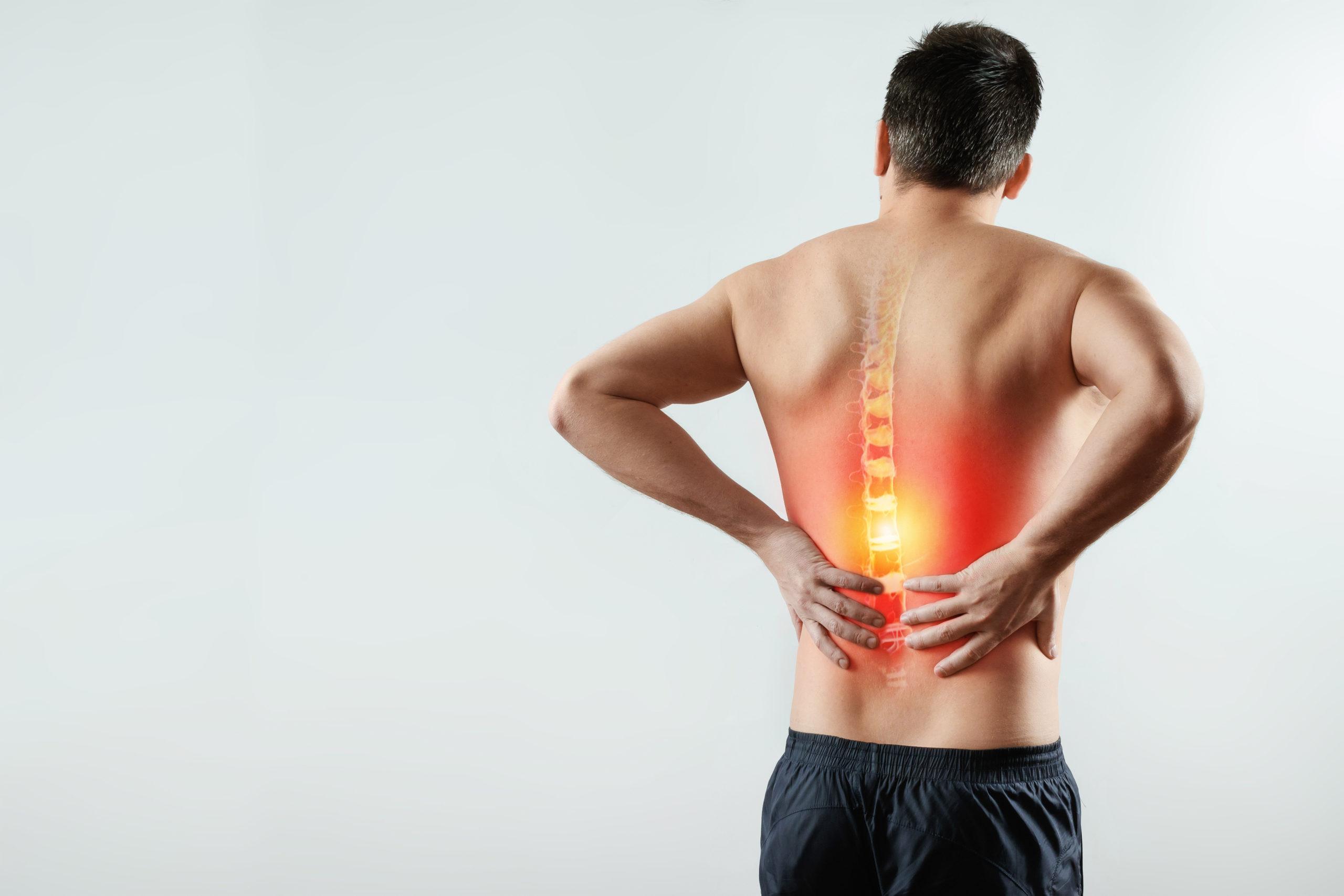 Sciatique-douleur des nerfs