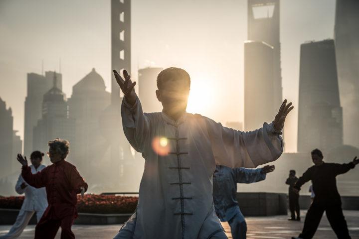 Tai Chi médecine chinoise