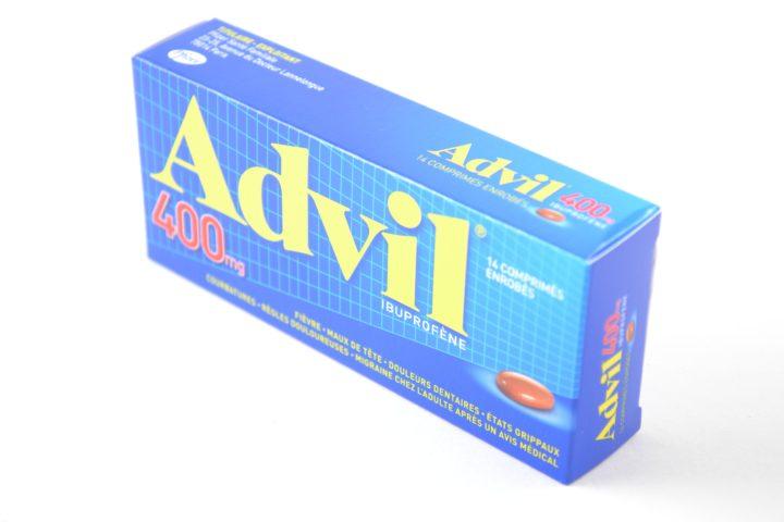 Advil 400 mg