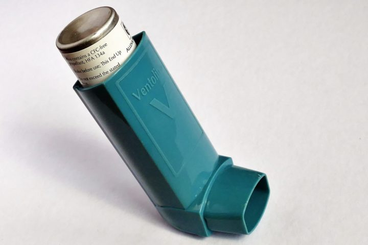 Ventoline-antiasthmatique