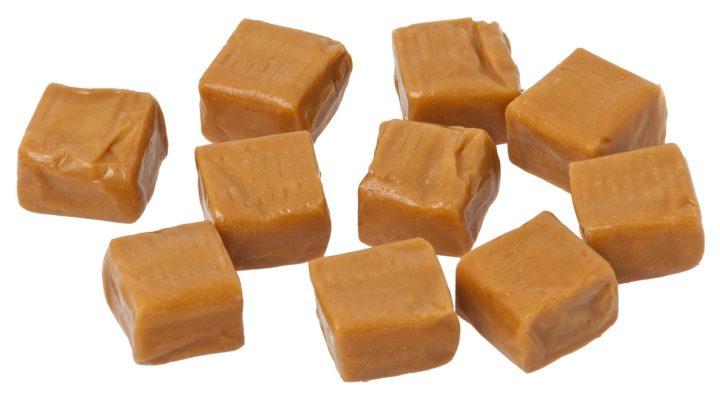 Caramel préparation