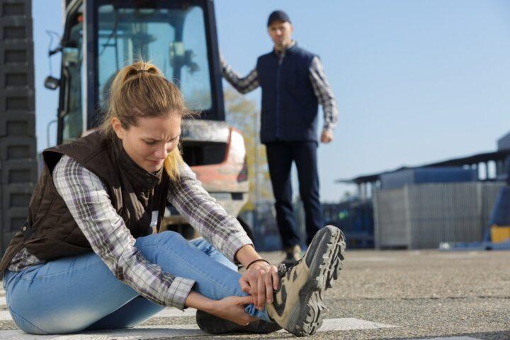 Chaussures de sécurité et de protection