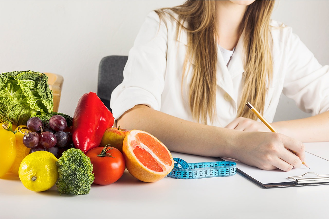 Rôle du dieteticien
