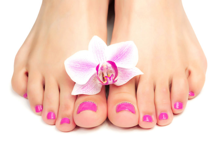 La pédicure pour l'hygiène de nos pieds