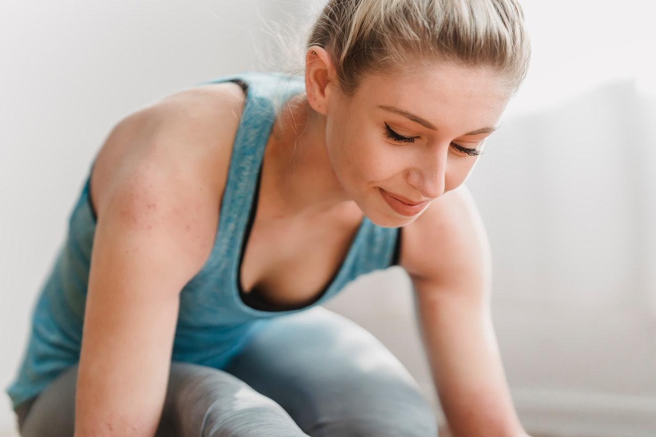 Femme sport et santé