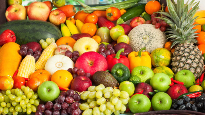 fruitarianisme régime