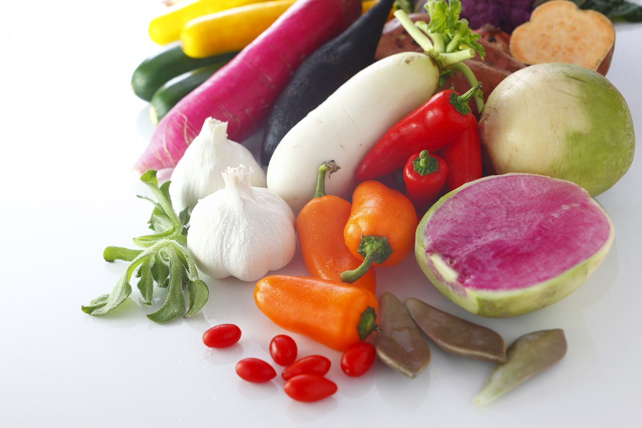Aliments régime paléo