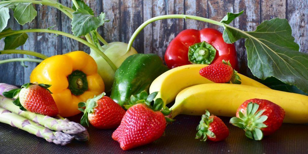 fruits et légumes nutrition