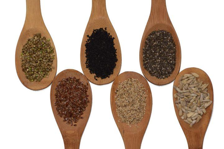 graines de tournesol Matiere grasse