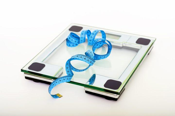 IMC calcul entre taille et poids