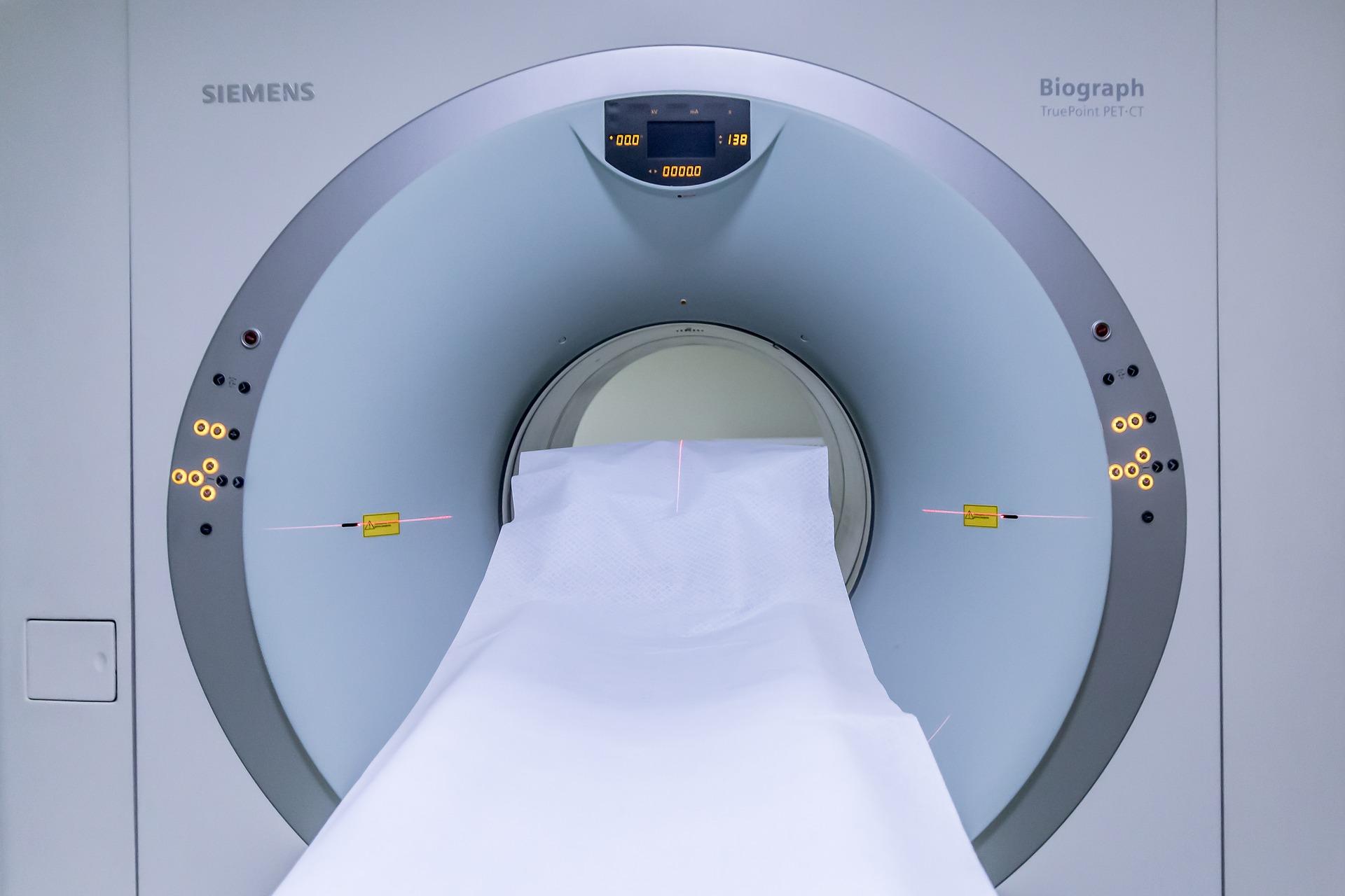 IRM avec ses dispositifs