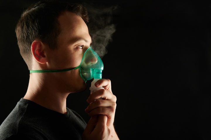 infection pulmonaire pneumonie