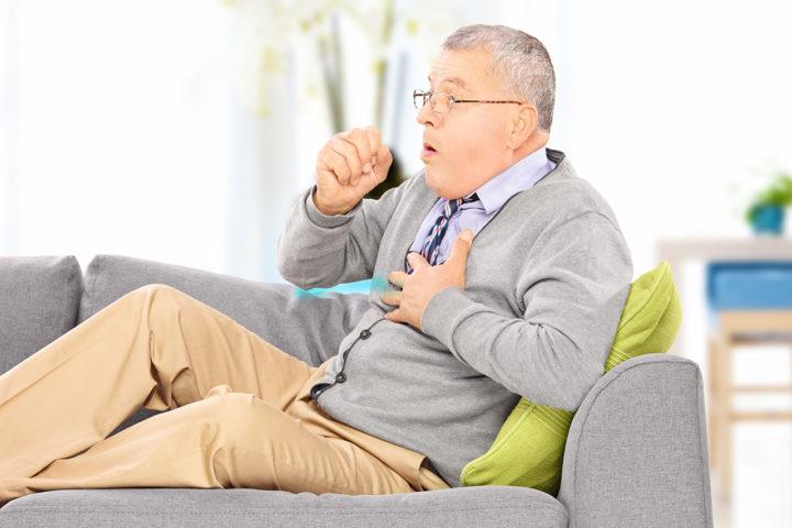 infection pulmonaire signe symptome prevention