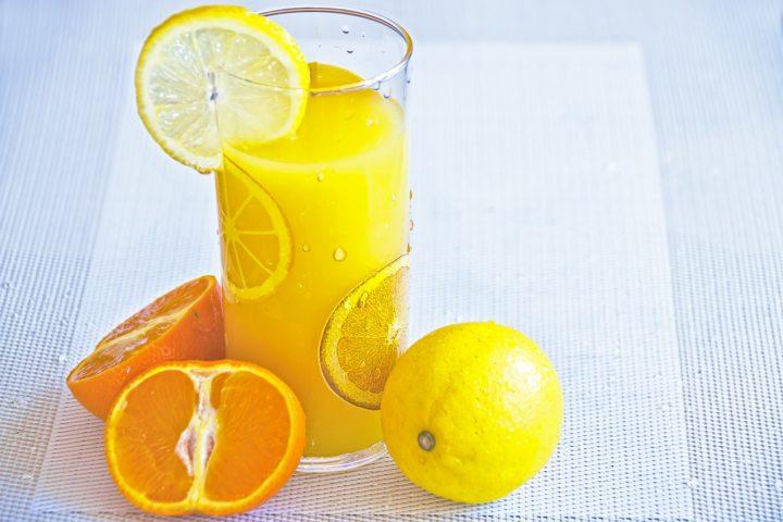 Régime citron mincir