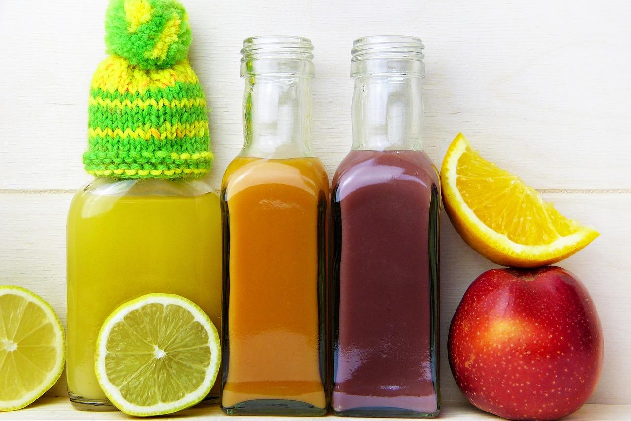 différence entre jus naturel et jus de fruit concentré