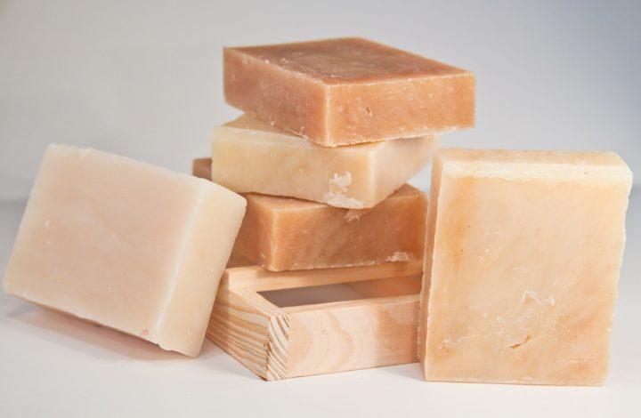 Bloc de beurre de karité