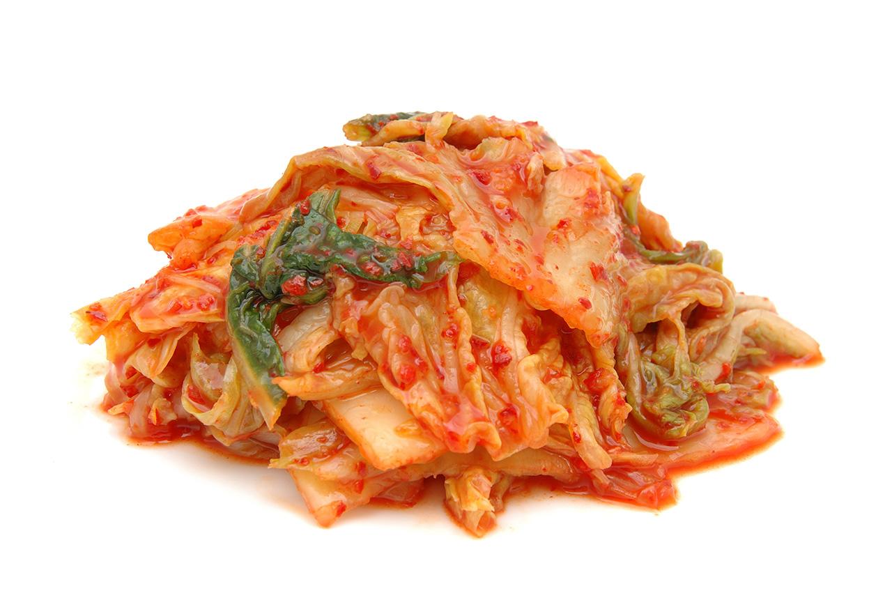 kimchi, aliment, probiotique