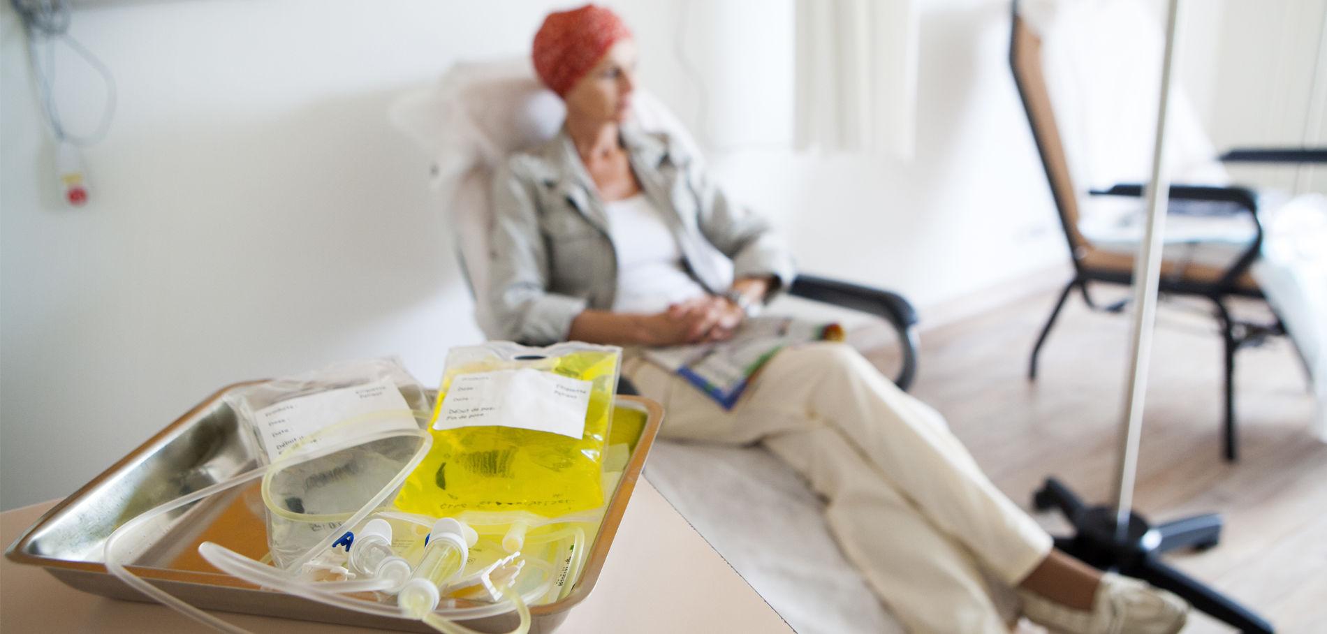 Chimiothérapie-cancer