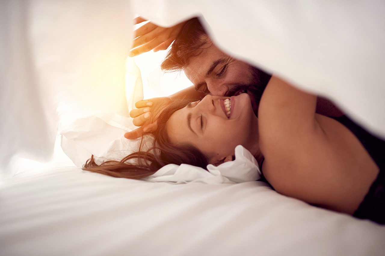 le rythme normal pour les relations sexuelles