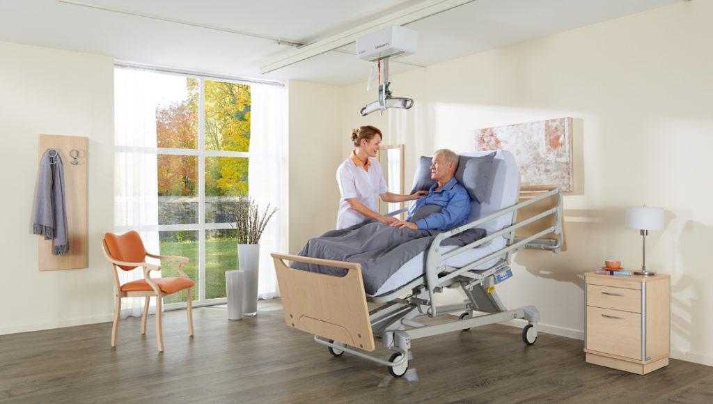 lit médicalisé pour maison