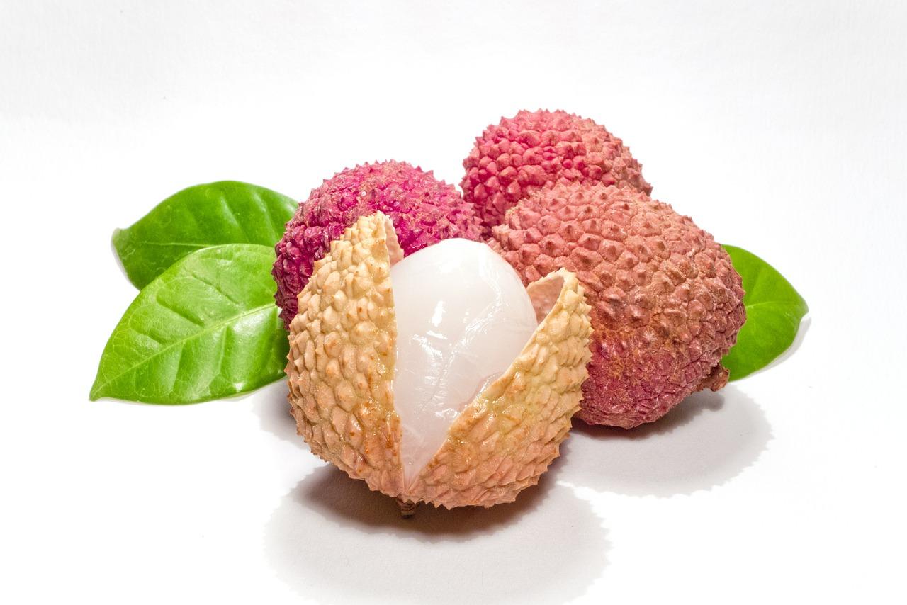 Litchi fruit nutrition