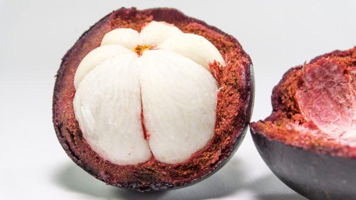 Photo de fruit Mangoustan