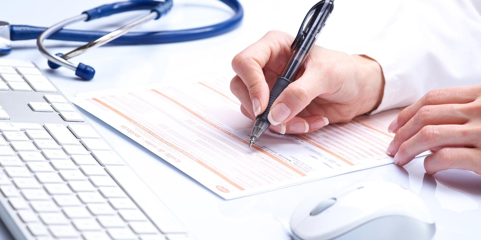rédaction d'une ordonnance pour complémentaire santé