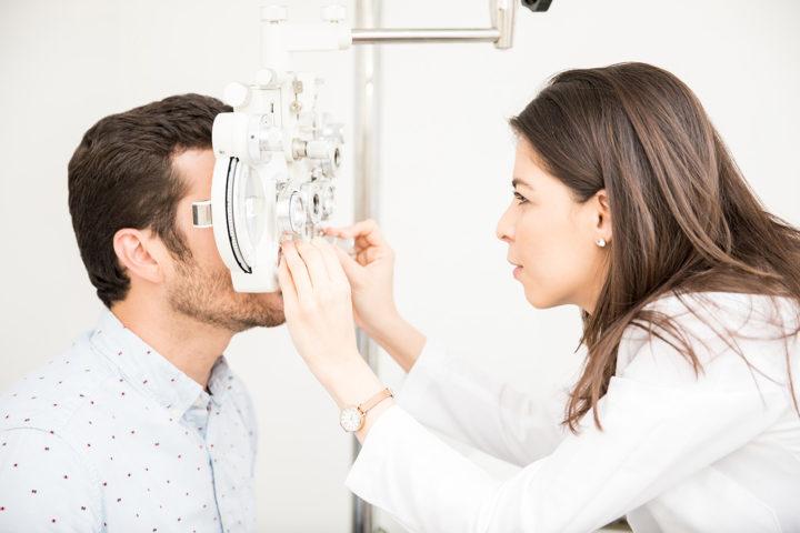 orthoptiste pour adulte