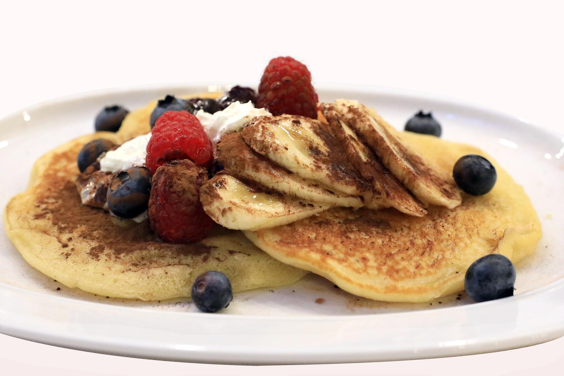pancake délicieuse