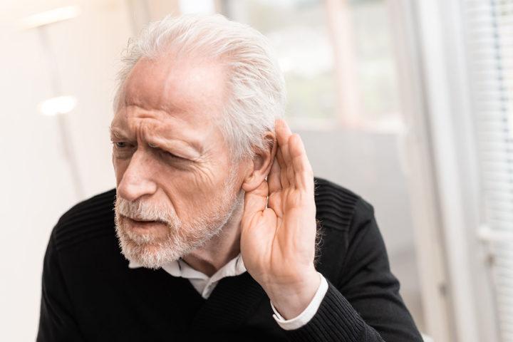 Troubles de l'audition ou perte auditive